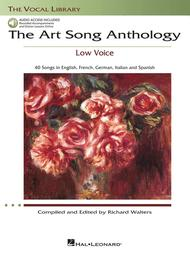 The Art Song Anthology - Low Voice