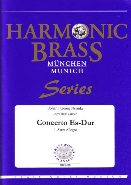 Concerto in Eb: 1. movement Allegro
