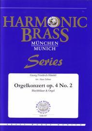 Organ Concerto Op. 4 No. 2