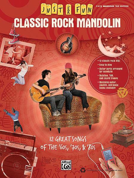 Classic Rock Mandolin