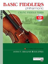 Basic Fiddlers Philharmonic Celtic Fiddle Tunes