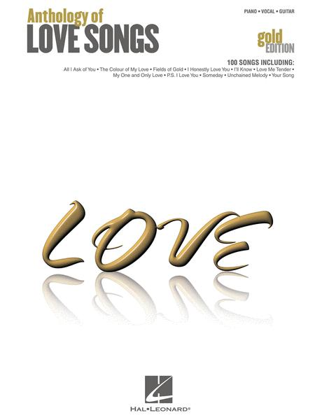 Anthology of Love Songs - Gold Edition