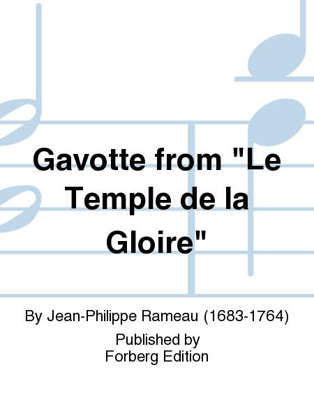 Gavotte from