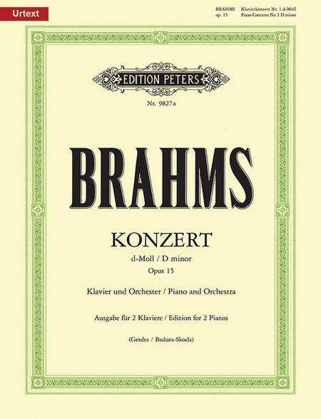 Piano Concerto No. 1, Op. 15