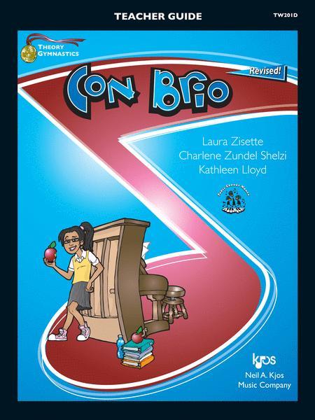Theory Gymnastics: Con Brio Teacher Guide