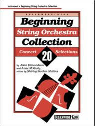 Beginning String Orchestra Collection - Violin III (Viola T.C.)