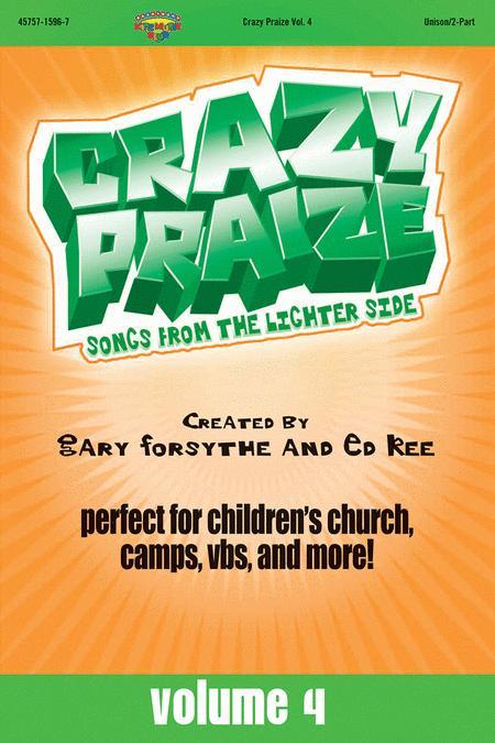 Crazy Praize 4 (DVD Demonstration and Split Track)