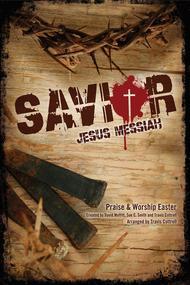 Savior (Jesus Messiah) (Split Track Accompaniment CD)