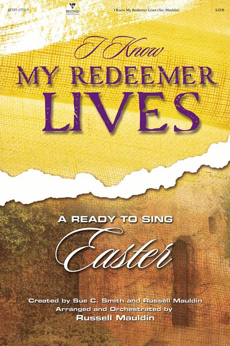I Know My Redeemer Lives (Split Track Accompaniment CD)
