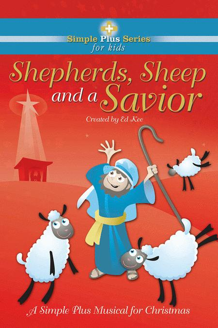 Shepherds, Sheep and A Savior (CD Preview Pack)