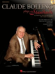 Claude Bolling Plays Standards