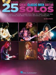 25 Great Classic Rock Guitar Solos