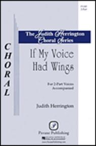 If My Voice Had Wings