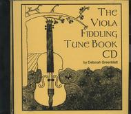 The Viola Fiddling Tune Book CD