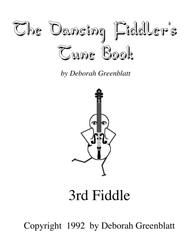 The Dancing Fiddler's Tune Books - 3rd Fiddle Part