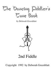 The Dancing Fiddler's Tune Books - 2nd Fiddle Part