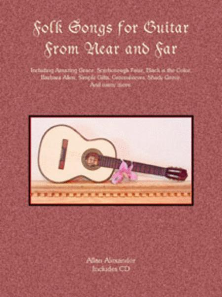 Folk Songs for Guitar from Near and Far