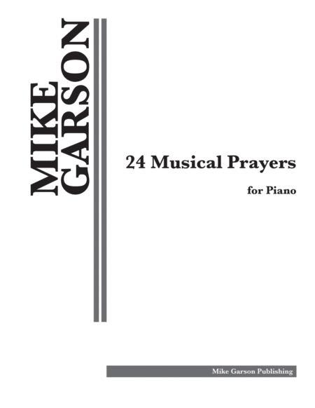 24 Musical Prayers
