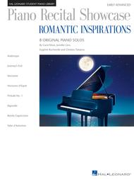 Piano Recital Showcase: Romantic Inspirations