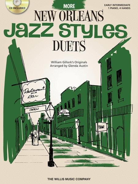 More New Orleans Jazz Styles Duets - Book/Audio