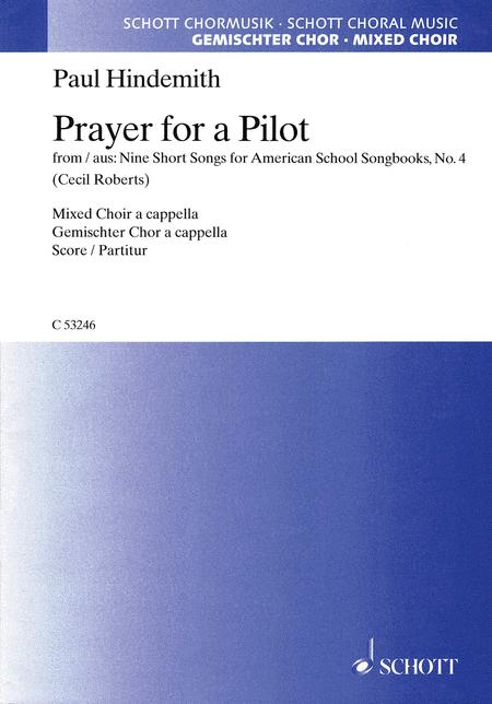 Prayer For A Pilot