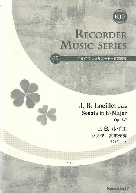 Sonata in E-flat Major, Op. 3-7