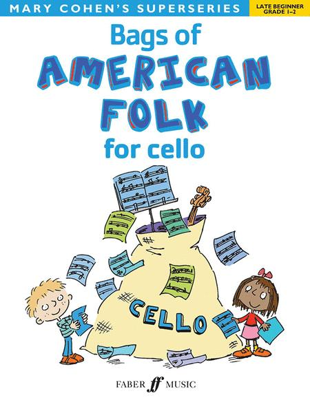Bags of American Folk for Cello