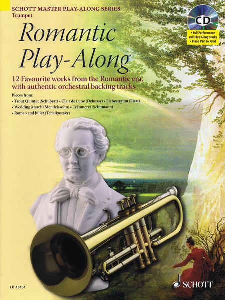 Romantic Play-Along for Trumpet