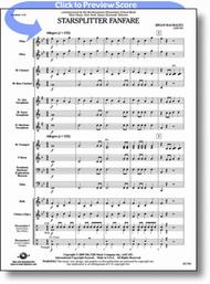 Starsplitter Fanfare Sheet Music By Brian Balmages Sheet