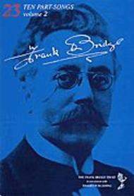 Frank Bridge: Ten Part-Songs - Volume 2