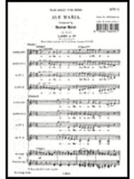 Gustav Holst: Ave Maria (SSAA)