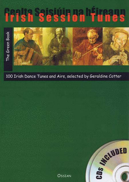 Irish Session Tunes - The Green Book