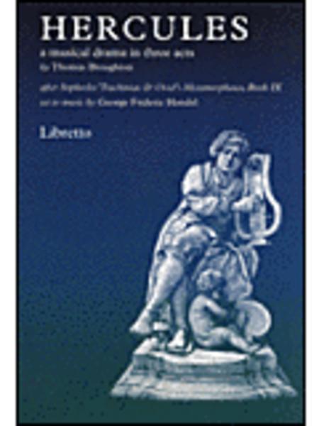 Hercules Opera Libretto