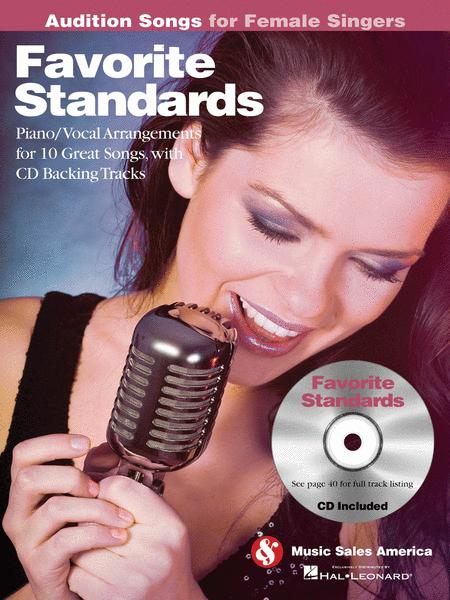 Favorite Standards - Audition Songs for Female Singers