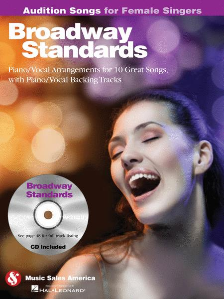 Broadway Standards-Audition Songs for Female Singe