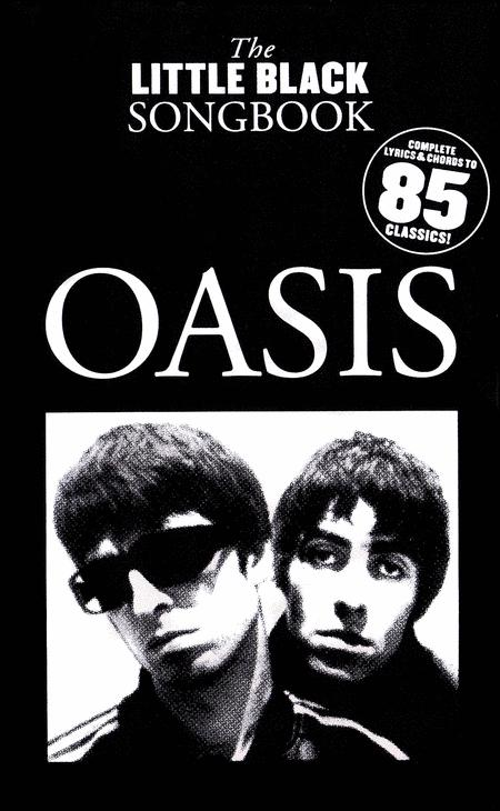 Oasis - The Little Black Songbook