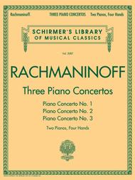 Three Piano Concertos: Nos. 1, 2, and 3
