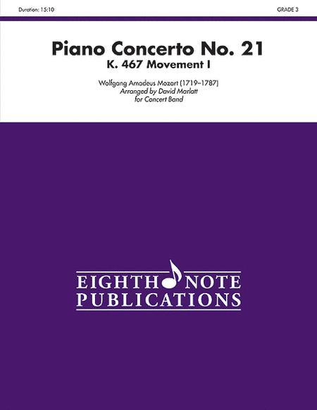 Piano Concerto No. 21, K. 467 (Movement I)