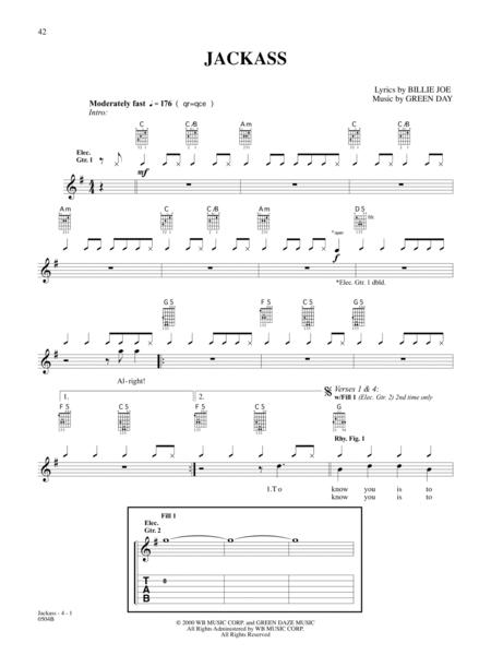 Jackass (album version)