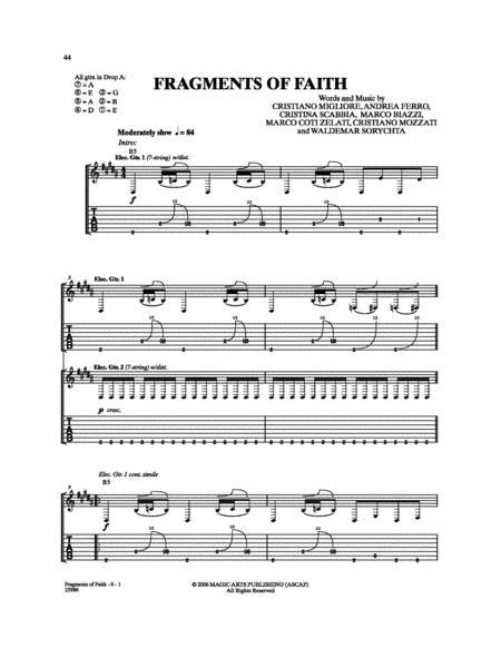 Fragments of Faith