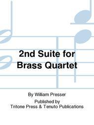 2nd Suite For Brass Quartet