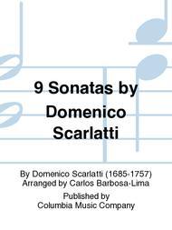 9 Sonatas By Domenico Scarlatti