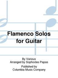 Flamenco Solos For Guitar