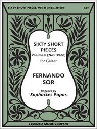 Sixty Short Pieces Vol.2