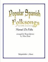 Popular Spanish Folksongs