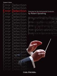 Error Detection - Student's Edition