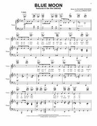 Download Blue Moon Sheet Music By The Marcels - Sheet Music Plus