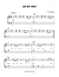 download on my way sheet music by phil collins sheet music plus