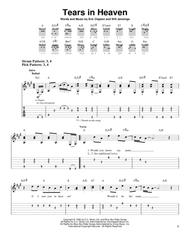 Download Tears In Heaven Sheet Music By Eric Clapton - Sheet