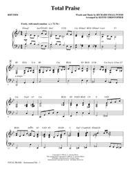 Total Praise - Rhythm